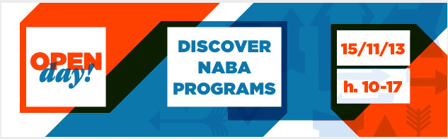 Naba open day 15 11 2013