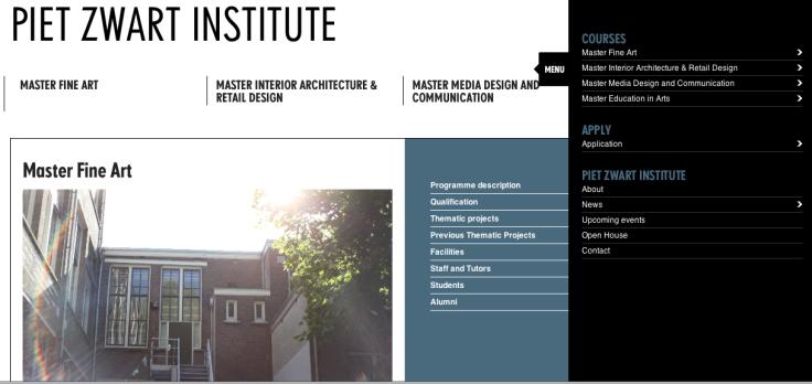 Piet Zwart Institute