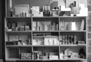 Макети на студенти по архитектира на Даниел Серафимовски