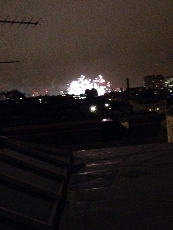 Нова Година in London