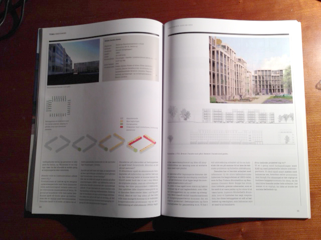 Arkitekten, 01. 2014, interview with Daniel Serafimovski